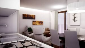 Lucenti kitchen