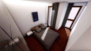 Lucenti bedroom